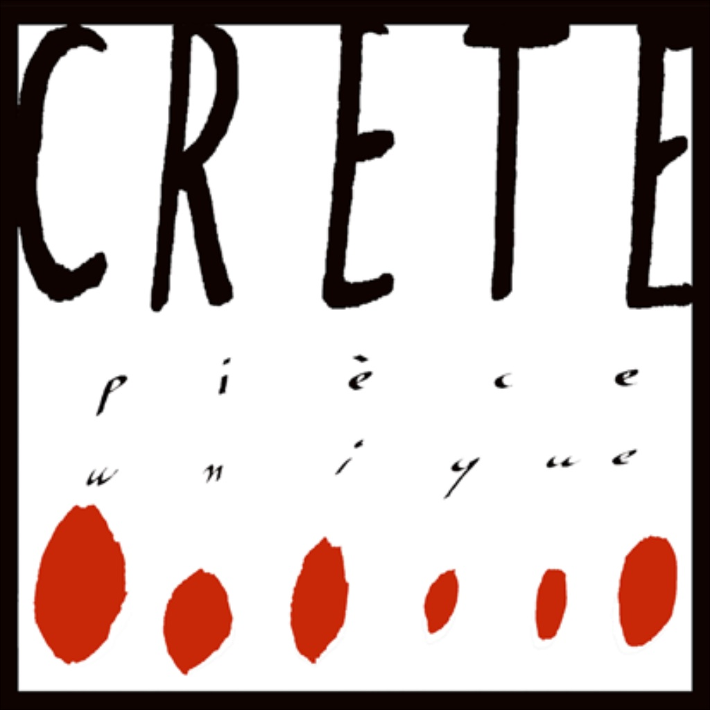 CRETE – pièce unique
