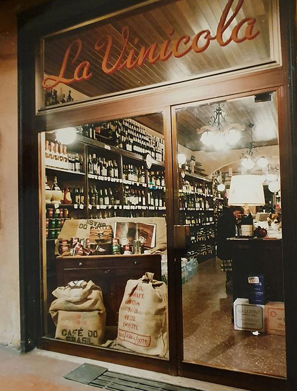 info la vinicola - storica vineria chiusa