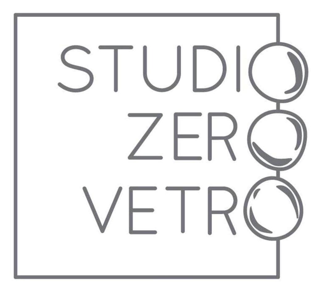studio zero vetro logo